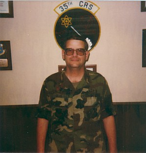 George Air Force Base California - 1989