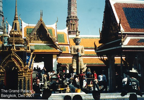 The Grand Palace Grounds